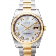 Rolex Datejust reloj de replicas 116203-37