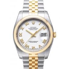 Rolex Datejust reloj de replicas 116203-10