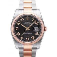 Rolex Datejust reloj de replicas 116231-24