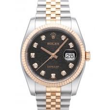 Rolex Datejust reloj de replicas 116231-10
