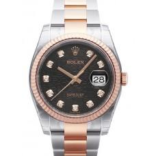 Rolex Datejust reloj de replicas 116231-34