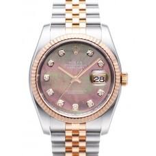 Rolex Datejust reloj de replicas 116231-21