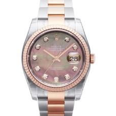 Rolex Datejust reloj de replicas 116231-37