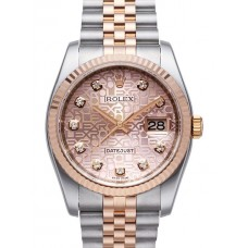 Rolex Datejust reloj de replicas 116231-31