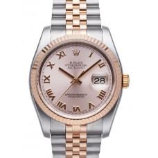 Rolex Datejust reloj de replicas 116231-2