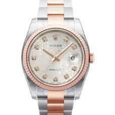 Rolex Datejust reloj de replicas 116231-33
