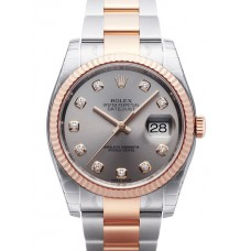 Rolex Datejust reloj de replicas 116231-32