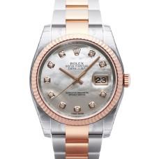 Rolex Datejust reloj de replicas 116231-36