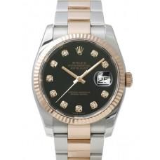Rolex Datejust reloj de replicas 116231-18