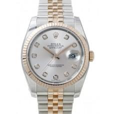 Rolex Datejust reloj de replicas 116231-12