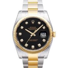 Rolex Datejust reloj de replicas 116233-36