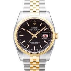 Rolex Datejust reloj de replicas 116233-9