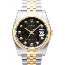 Rolex Datejust reloj de replicas 116233-19