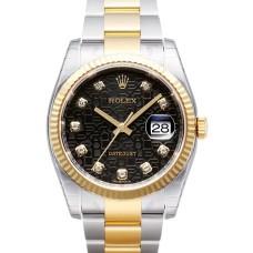 Rolex Datejust reloj de replicas 116233-37