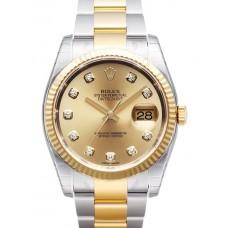 Rolex Datejust reloj de replicas 116233-30