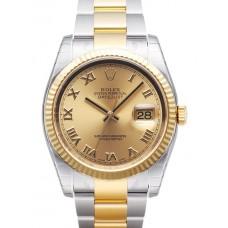 Rolex Datejust reloj de replicas 116233-26