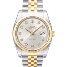 Rolex Datejust reloj de replicas 116233-34