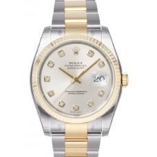 Rolex Datejust reloj de replicas 116233-33
