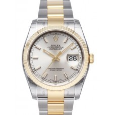 Rolex Datejust reloj de replicas 116233-27