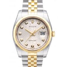 Rolex Datejust reloj de replicas 116233-7