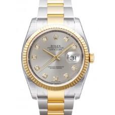 Rolex Datejust reloj de replicas 116233-35