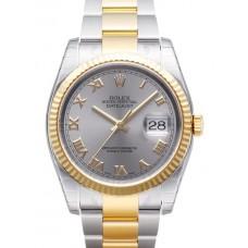 Rolex Datejust reloj de replicas 116233-25