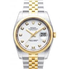 Rolex Datejust reloj de replicas 116233-18