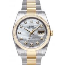 Rolex Datejust reloj de replicas 116233-21