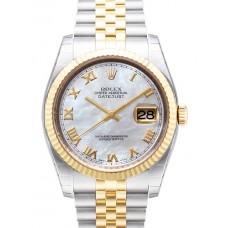 Rolex Datejust reloj de replicas 116233-44