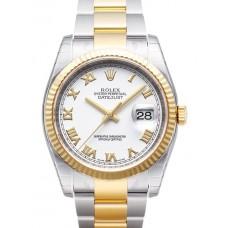 Rolex Datejust reloj de replicas 116233-24
