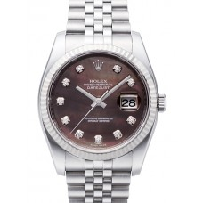 Rolex Datejust reloj de replicas 116234-17