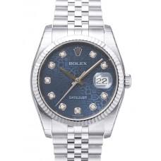 Rolex Datejust reloj de replicas 116234-16