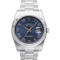 Rolex Datejust reloj de replicas 116234-4