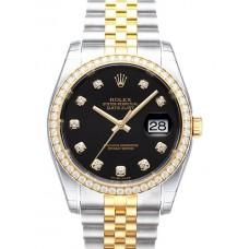 Rolex Datejust reloj de replicas 116243-38