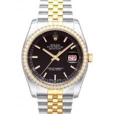 Rolex Datejust reloj de replicas 116243-20