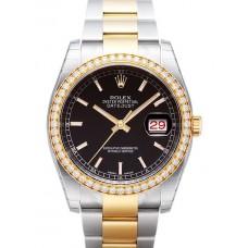 Rolex Datejust reloj de replicas 116243-19
