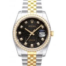 Rolex Datejust reloj de replicas 116243-40