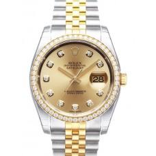 Rolex Datejust reloj de replicas 116243-34