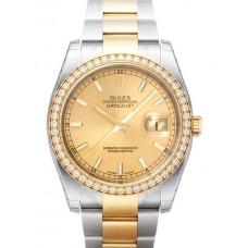 Rolex Datejust reloj de replicas 116243-23