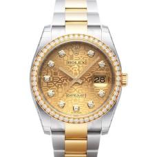 Rolex Datejust reloj de replicas 116243-3