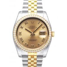 Rolex Datejust reloj de replicas 116243-16