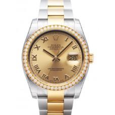 Rolex Datejust reloj de replicas 116243-15