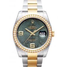Rolex Datejust reloj de replicas 116243-4