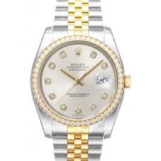 Rolex Datejust reloj de replicas 116243-30