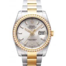 Rolex Datejust reloj de replicas 116243-17