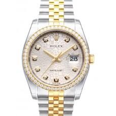 Rolex Datejust reloj de replicas 116243-26