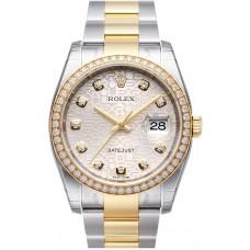 Rolex Datejust reloj de replicas 116243-25