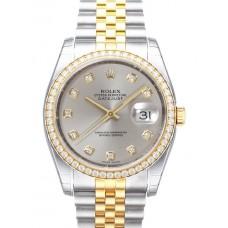 Rolex Datejust reloj de replicas 116243-36