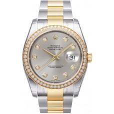 Rolex Datejust reloj de replicas 116243-35