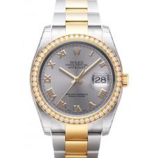 Rolex Datejust reloj de replicas 116243-13